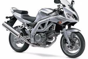 Suzuki sv 2 покоління Мотоцикл