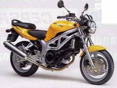 Suzuki SV 1999