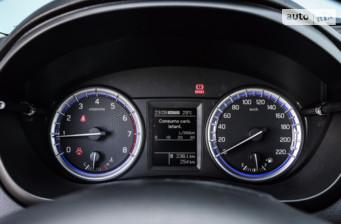 Suzuki SX4 FL 1.4 АT (140 л.с.) 4WD 2017