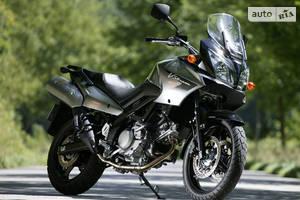 Suzuki v-strom 2 поколение Мотоцикл