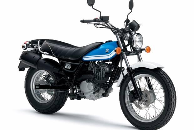 Suzuki VanVan 2 поколение Мотоцикл