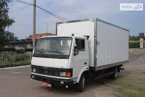 TATA t-713 1 поколение Фургон