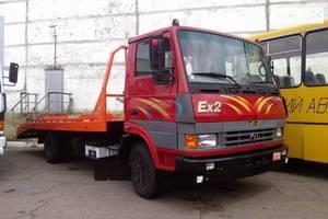 TATA t-713 1 поколение Автоевакуатор
