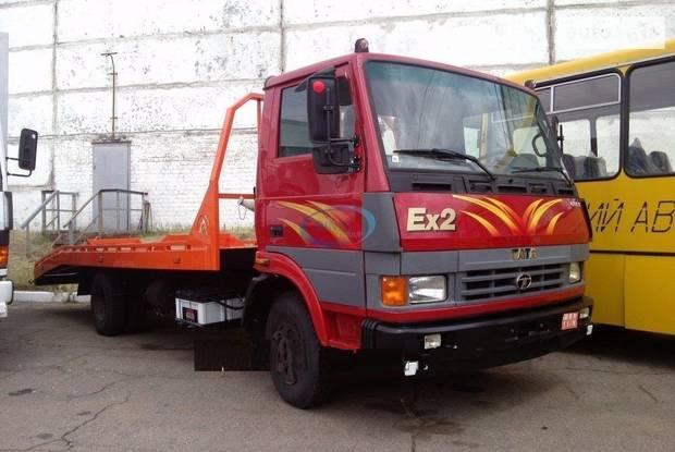 TATA T 713 1 поколение Эвакуатор