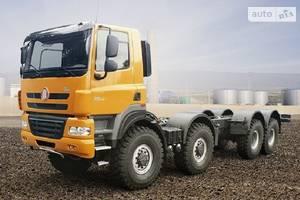 Tatra phoenix 1 покоління Тягач