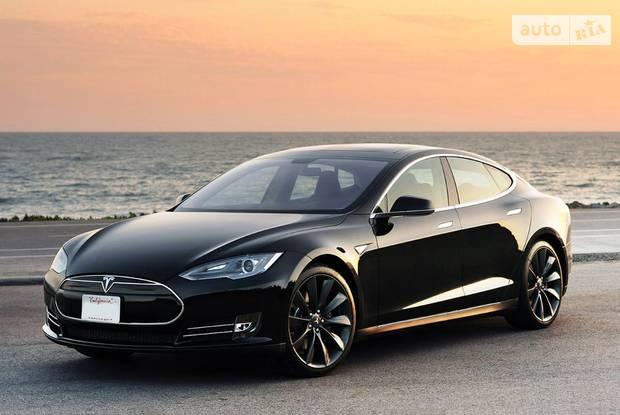 Tesla Model S І покоління Седан