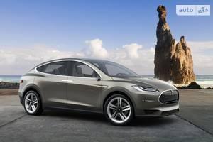 Tesla model-x І покоління Кроссовер