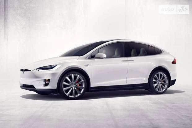 Tesla Model X І покоління Кроссовер