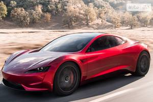 Tesla roadster II поколение Родстер