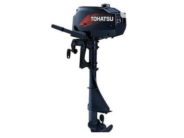 Tohatsu M I поколение Лодочный мотор