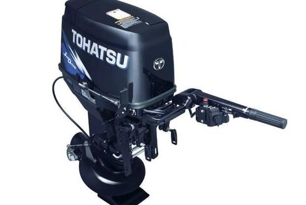 Tohatsu MD I поколение Лодочный мотор