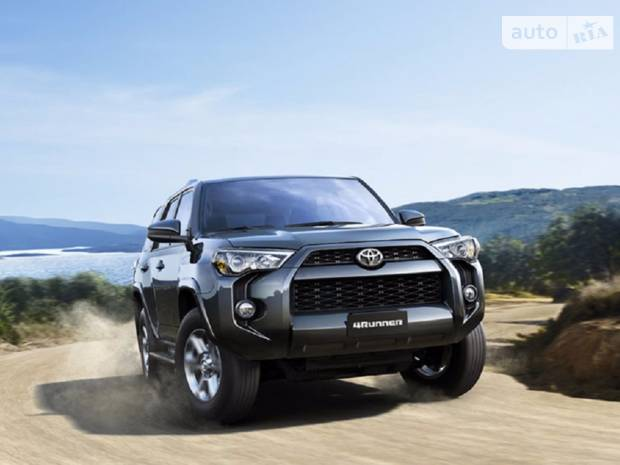 Toyota 4Runner 5 покоління (1 рестайлінг) Внедорожник