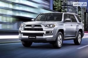 Toyota 4runner 5 покоління (1 рестайлінг) Позашляховик