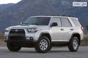 Toyota 4runner 5 покоління Внедорожник