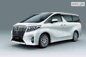 Toyota alphard 3 покоління Мінівен