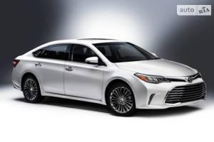 Toyota avalon XX40 (рестайлінг) Седан