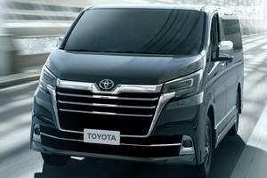 Toyota granvia 3-е поколение Микроавтобус