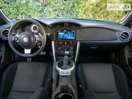 Toyota GT 86 2012