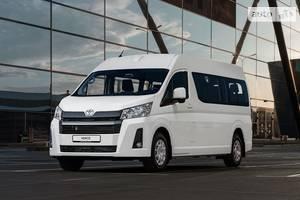 Toyota hiace-pass 6-е поколение Микроавтобус