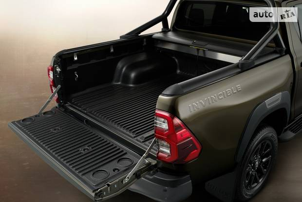 Toyota Hilux Comfort