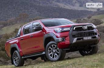 Toyota Hilux 2021 Business