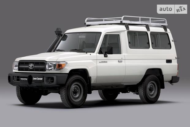 Toyota Land Cruiser 78 HZJ78 Внедорожник