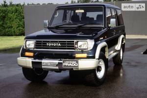 Toyota land-cruiser-prado 70 Позашляховик