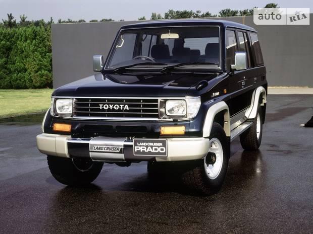 Toyota Land Cruiser Prado 70 Внедорожник