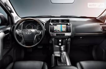 Toyota Land Cruiser Prado 2021 Comfort+