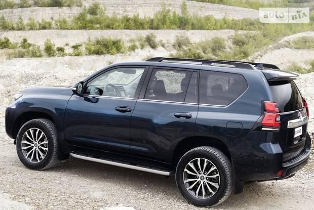Toyota Land Cruiser Prado Comfort+