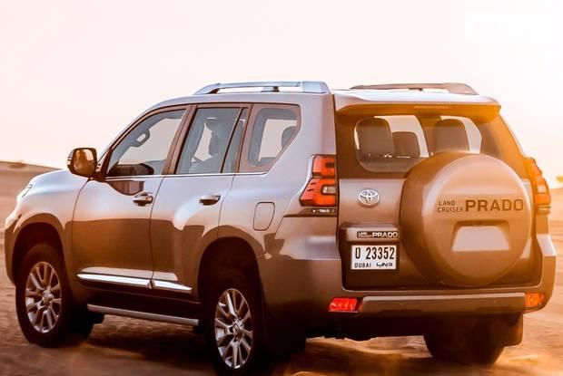 Toyota Land Cruiser Prado Prestige+