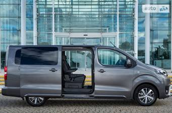 Toyota Proace Verso 2.0 D-4D 6AT (177 л.с.) L1 2021