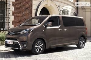 Toyota proace-verso 1-е поколение Минивэн