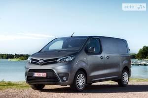 Toyota proace 2 поколение Фургон