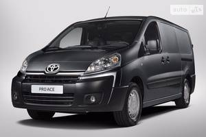 Toyota proace 1 поколение Фургон