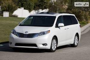 Toyota sienna 3 покоління Мінівен