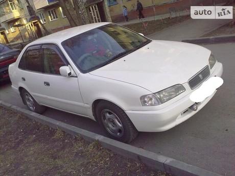 Toyota Sprinter 2001