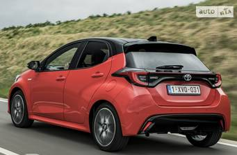 Toyota Yaris 2021 Live