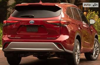 Toyota Highlander 3.5i Dual VVT-iW AT (249 л.с.) DTC AWD-S 2020