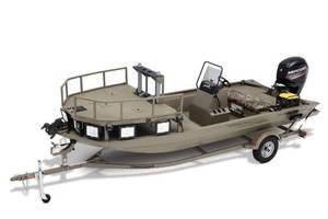 Tracker grizzly 1-е поколение Лодка