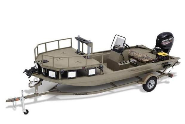 Tracker Grizzly 1-е поколение Човен