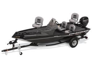 Tracker pro 2-е поколение Човен