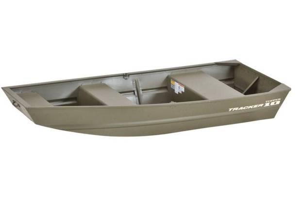 Tracker Topper 1-е поколение Лодка
