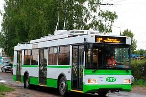 ТролЗа 5275 1 покоління Троллейбус