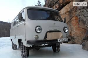 УАЗ 2206 1 покоління (рестайлінг) Мікроавтобус