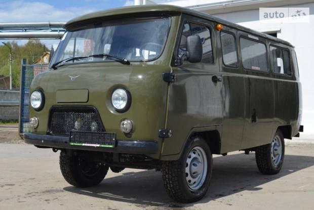 УАЗ 2206 1 покоління (рестайлінг) Микроавтобус