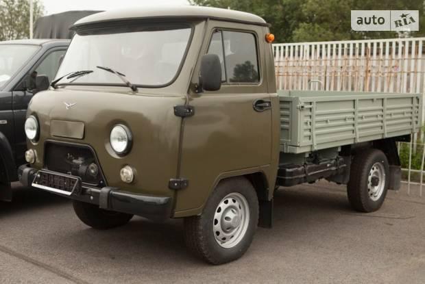 УАЗ 3303 1 покоління (рестайлінг) Борт