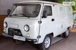 УАЗ 3741 1 покоління (рестайлінг) Фургон