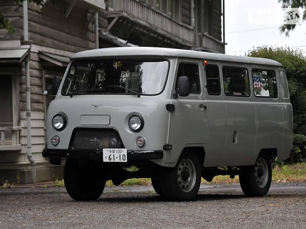 УАЗ 3909 1 покоління (рестайлінг) Мікроавтобус