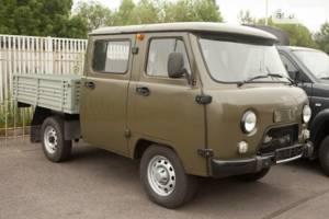 УАЗ 3909 1 покоління (рестайлінг) Борт